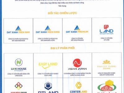 Danh sách đại lý Opal Skyline - Đất Xanh Group