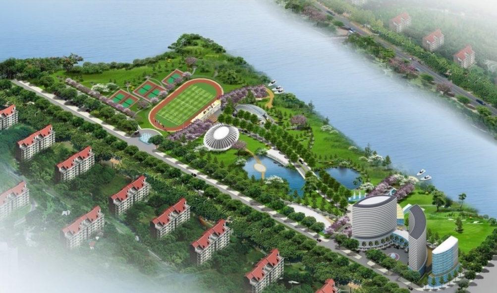 Dự án Ollympia Field Vạn Thịnh Phát