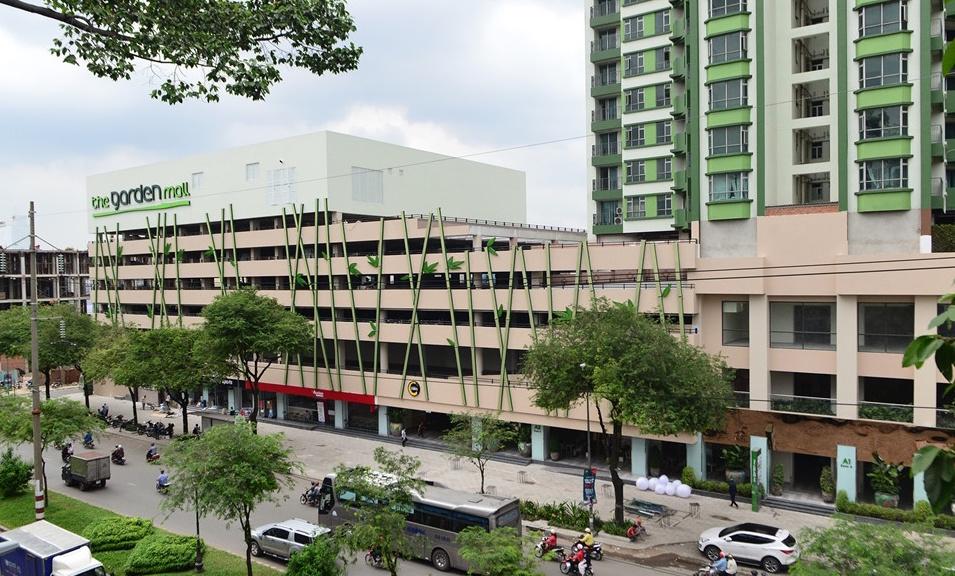 The Garden Mall - Thuận Kiều Plaza - Vạn Thịnh Phát