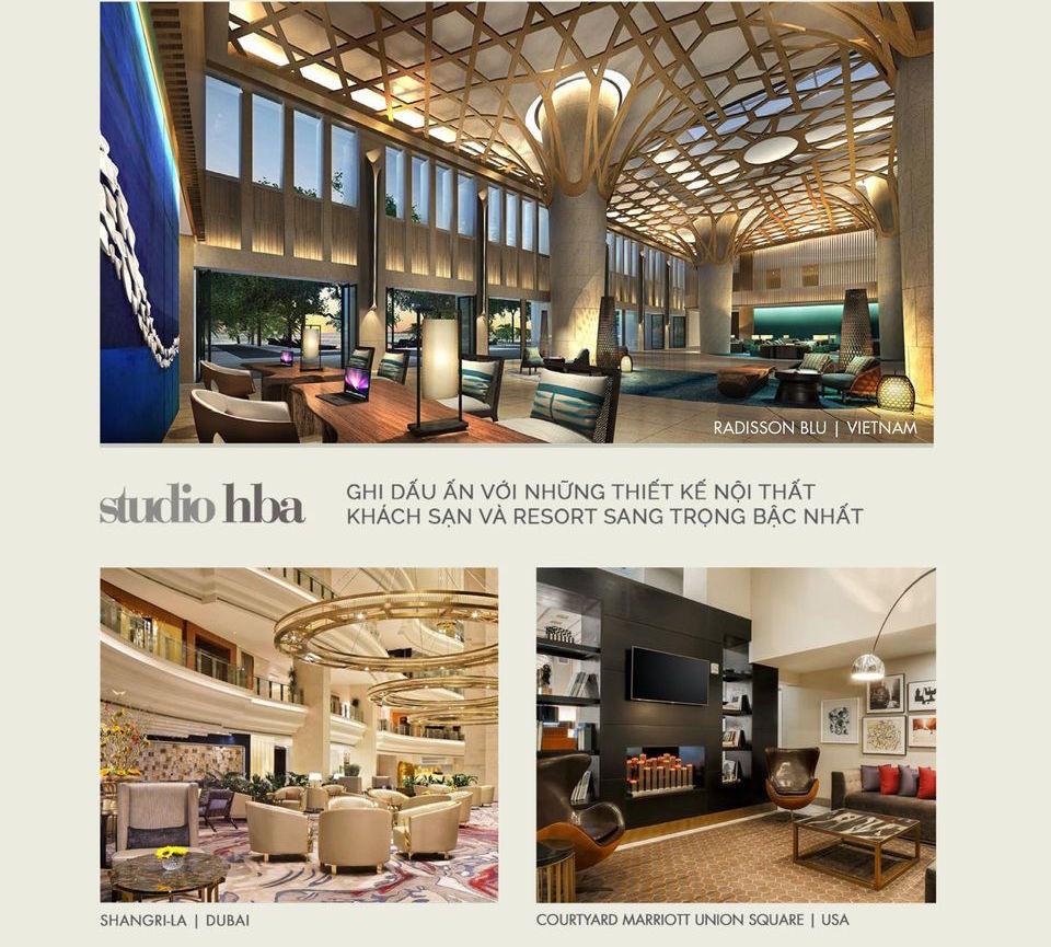Studio HBA thiết kế nội thất Masteri Centre Point