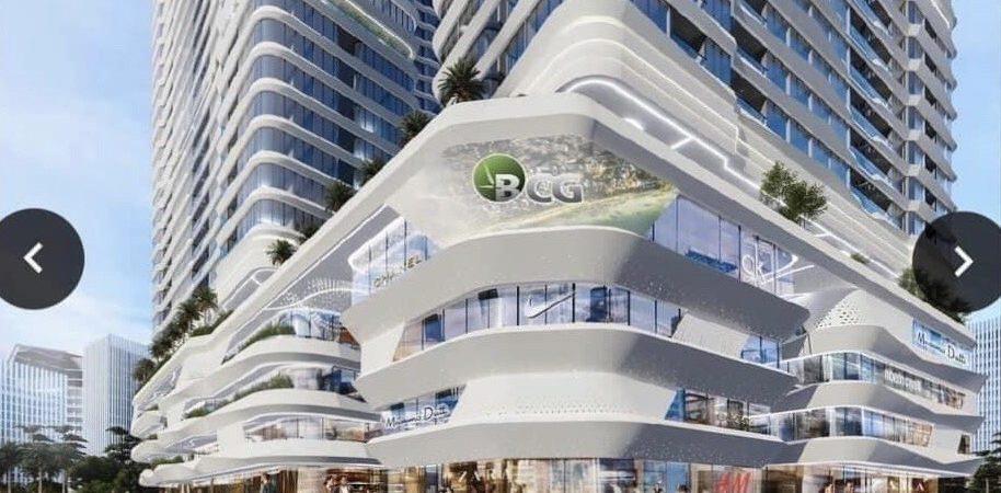 thiết kế dự án căn hộ King Crown Thủ Đức.