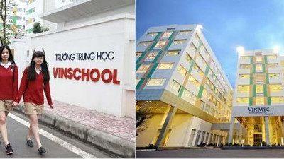 thông tin bán Vinschool và VinMec
