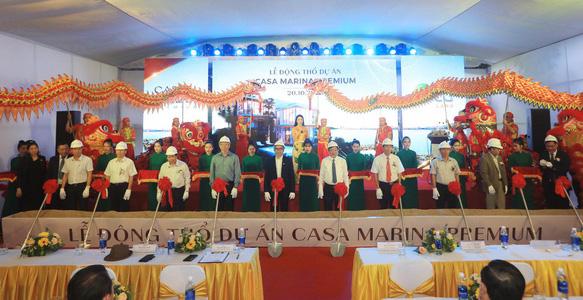 Khởi công Casa Marina Premium