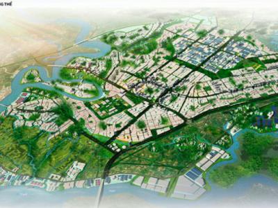 quy hoạch phát triển 118 dự án nhà ở tại Nhơn Trạch