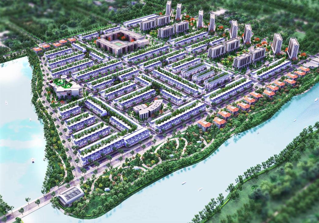 Dự án Riverine Cần Thơ City do CEO Group phát triển
