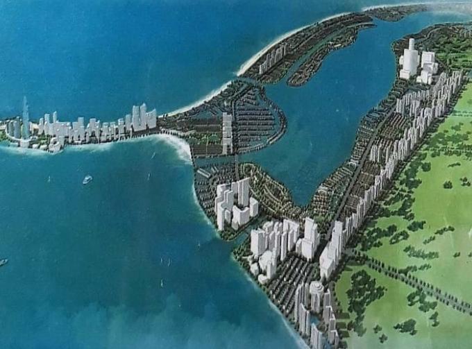 Dự án Vinhomes Long Beach Cần Giờ