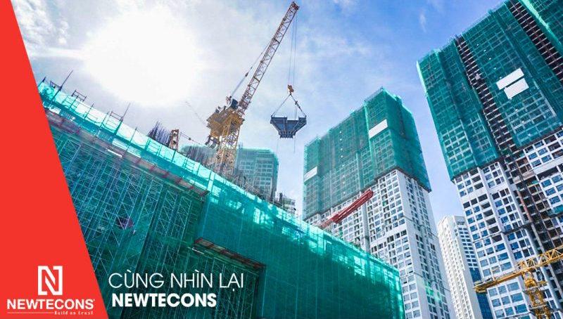 Công ty CP Đầu tư Xây dựng Newtecons