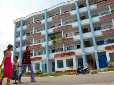 Cấm công chứng mua bán nhà ở xã hội khi chưa đủ 5 năm