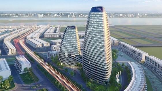 dự án Riverine Cần Thơ City