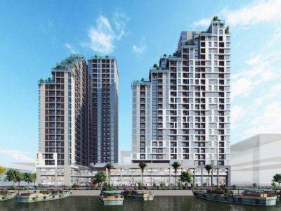 dự án căn hộ D-Aqua Bến Bình Đông, Quận 8
