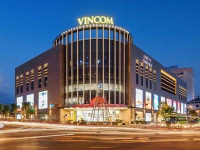 Trung tâm thương mại và nhà phố Vincom Hưng Yên