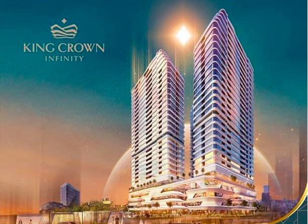 dự án căn hộ King Crown Infinity