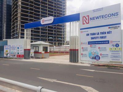 Newtecons thay Coteccons xây dựng loạt dự án của chủ đầu tư Masterise Homes