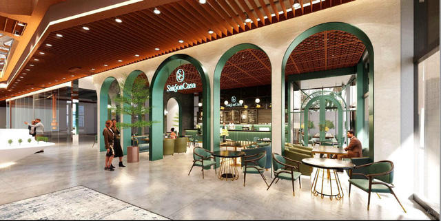 cafe Novaland Gallery