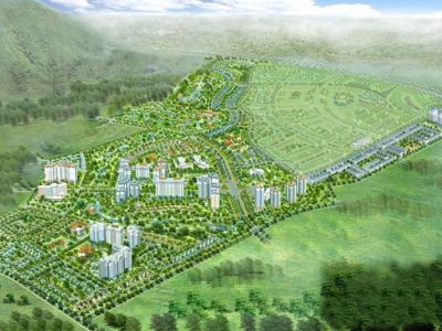 Dự án khu dân cư mới Suối Lớn - Phú Quốc
