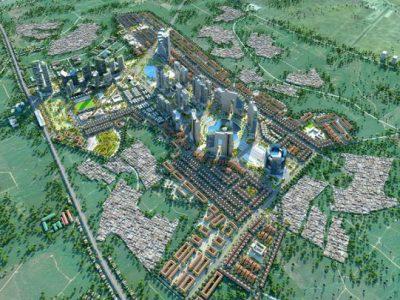 Cen Land đầu tư bất động sản