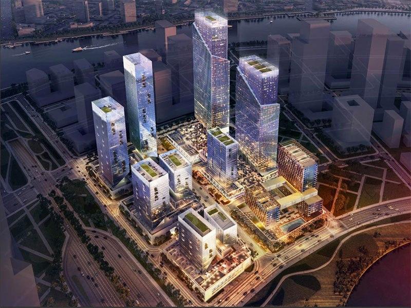 dự án Thu Thiem Eco Smart City