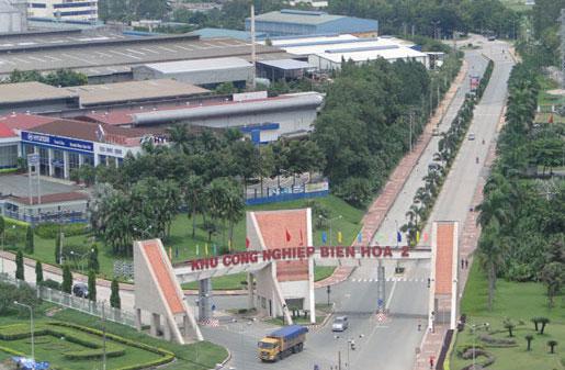 Bất động sản Khu công nghiệp Đồng Nai - alocanhosg