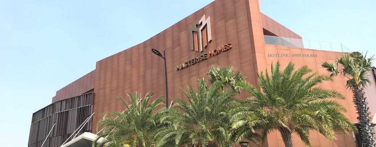 Khu nhà mẫu và điều hành bán hàng dự án Grand Marina Saigon