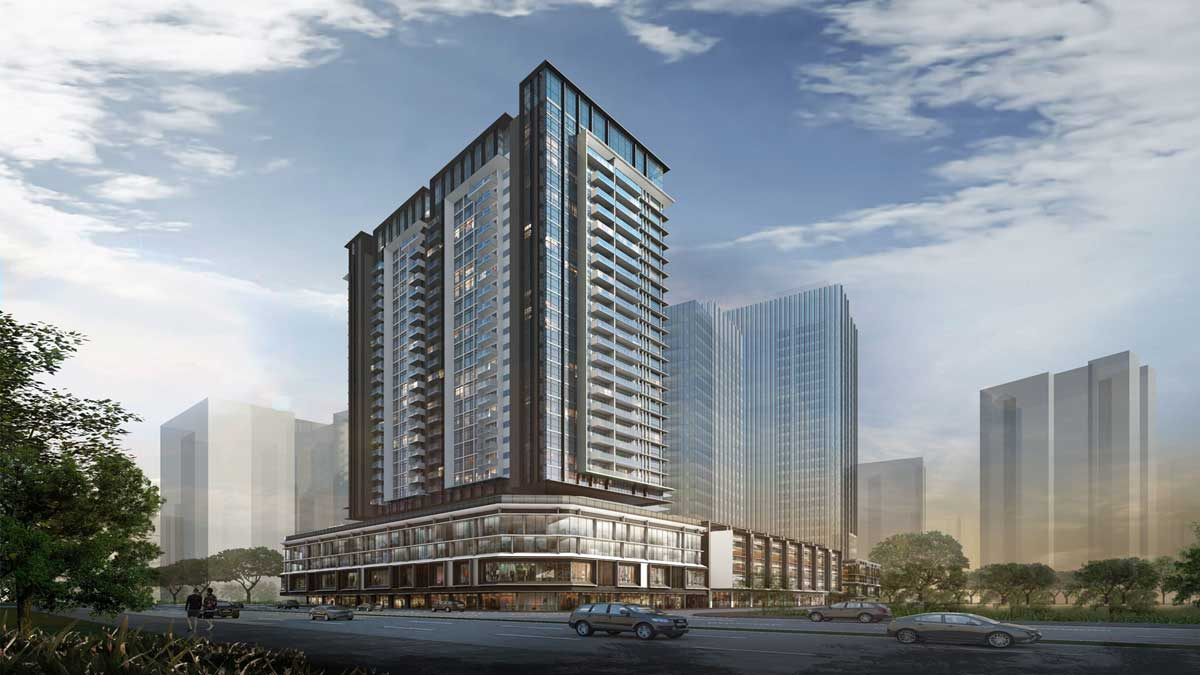 The Galleria Residence - The Metropolie Thu Thiem