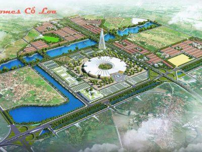 dự án Vinhomes Cổ Loa, Đông Anh - Hà Nội