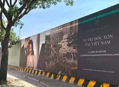 Grand Marina Saigon - Masterise