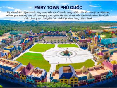 Fairy Town VinWonders Phú Quốc