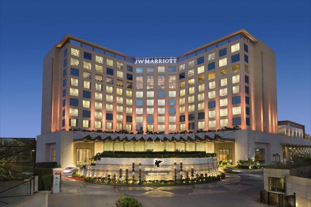 khu nhà ở thương hiệu Marriott International