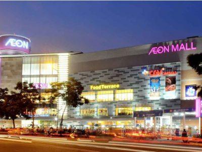 AEON Mall Giáp Bát, Hoàng Mai