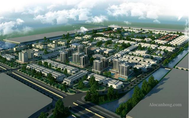 Dự án The New City Châu Đốc