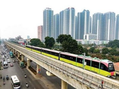 tuyến đường sắt đô thị Hà Nội