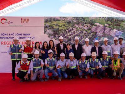 Hyatt Regency Hồ Tràm Resort & Spa khởi công xây dựng