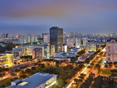 Khu đô thị Phú Mỹ Hưng - Trung tâm thứ 2 của TP.HCM