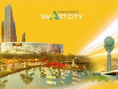 Khu căn hộ The Metrolines Vinhomes Smart City