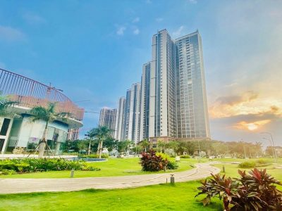 Khu căn hộ Eco Green Saigon Quận 7