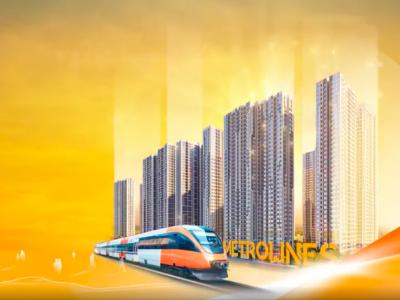 dự án căn hộ The Metrolines - Sakura