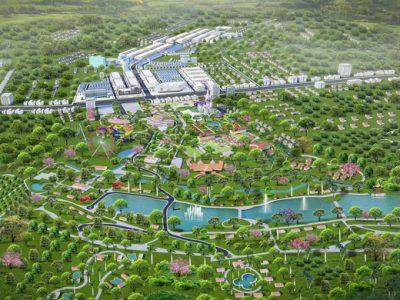 Dự án Felicia City Bình Phước