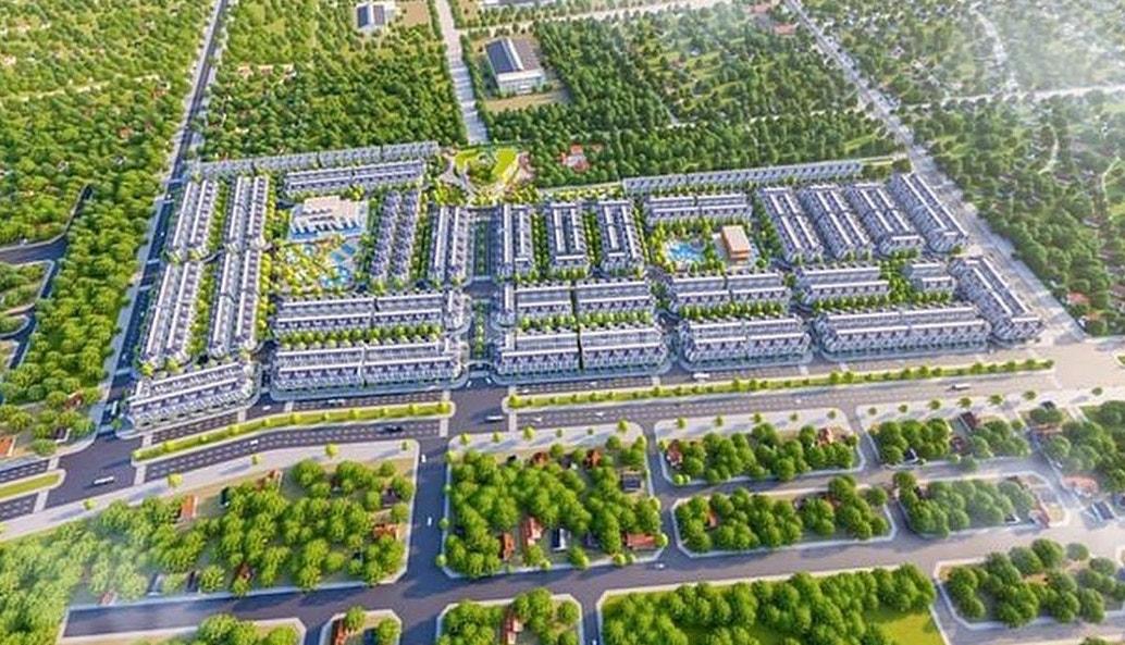 Dự án Vega City Long Thành