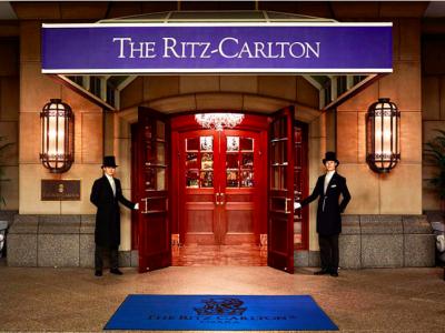 Tiêu chuẩn khu căn hộ The Rizt Carlton