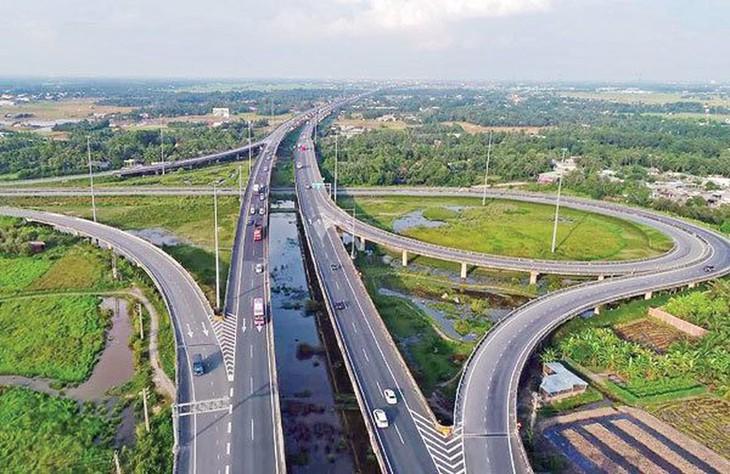 Các tuyến cao tốc tại Bắc  - Trung - Nam được đầu tư