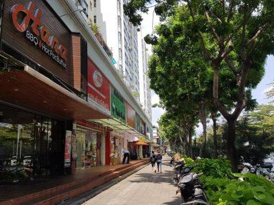 Shophouse khu đô thị Phú Mỹ Hưng quận 7