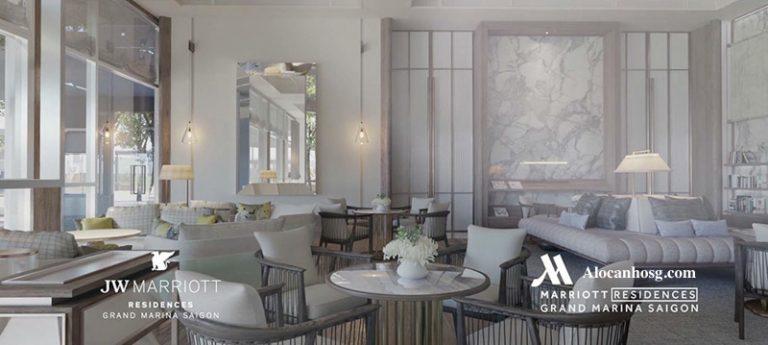bàn giao căn hộ Grand Marina, Saigon. Marriott & JW Marriott