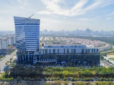 Trung tâm thương mại Socar Mall Sala