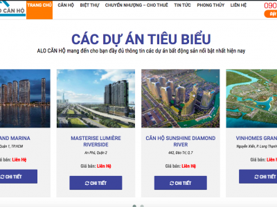 chọn mua căn hộ online trên alocanhosg.com